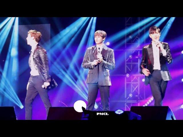 160813 SS301 U R MAN is Back Encore IN SEOUL - 경고4ChanceDejavu 전체.ver