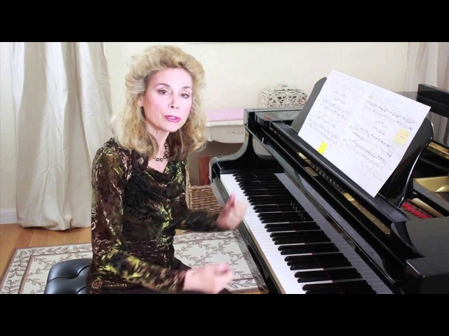 J S Bach Invention No 13 in A minor Teaching Performance Videos