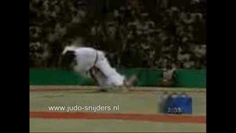Judo Atlanta 1996 Scapin ITA Luna Cub