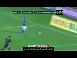 Мильонариос - Атлетико Насьональ 2:1 ( - Чемпионат Колумбии - Примера 2015-16 - Апертура - 9 тур)