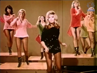 Nancy sinatra  - these boots are made for  walkin (hd retro)