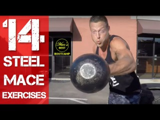 14 Best Steel Mace Exercises for Fat Loss 14 best steel mace exercises for fat loss