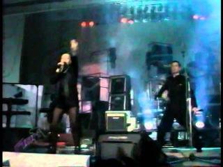 Ди-Бронкс и Натали - Твоя звезда - LIVE -Дворец спорта Минск - 1996