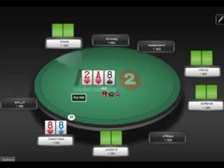 Покер на русском: комментарии тренера (Жесткий переезд)