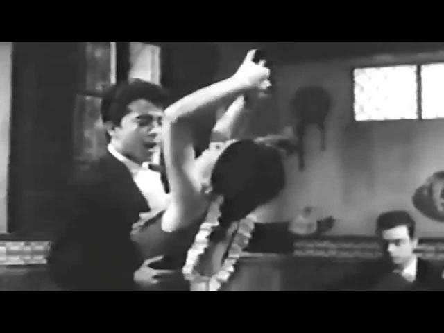 """Lucero Tena baile castañuelas Seguiriyas Gabriel Moreno cante y Serranito"""" toque"""