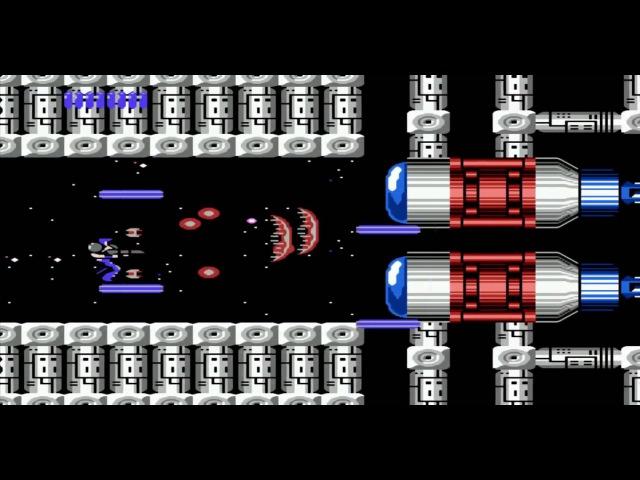 S C A T Special Cybernetic Attack Team Nestopia NO DEATH RUN by Azatron