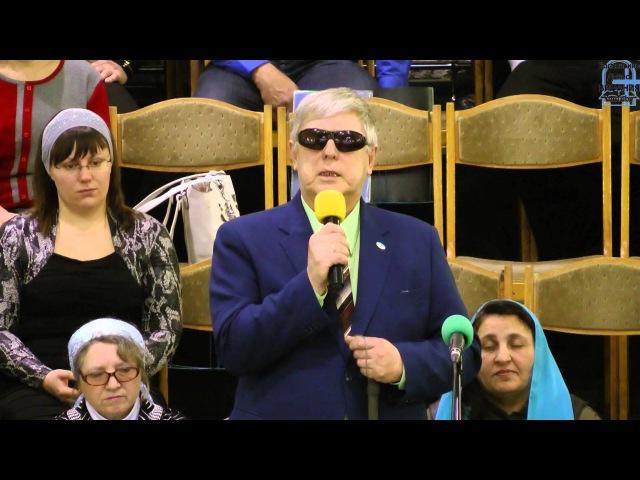 Свидетельство Чубова Игоря А Мелитополь с ц Благодать Церковь Вифания