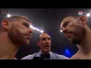 Andy Lee vs Billy Joe Saunders