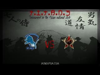 CF .(1/8 losers) / KMS vs Invicta  Bo3