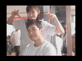Ha Ji Won y Lee Seung Gi