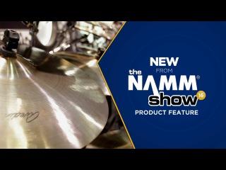 Live at NAMM 2016 - Zildjian Avedis Cymbals