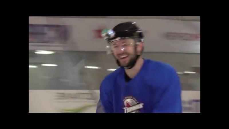 Sergei Babinets hockey skills