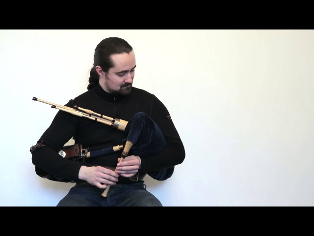The High Drive on D smallpipes