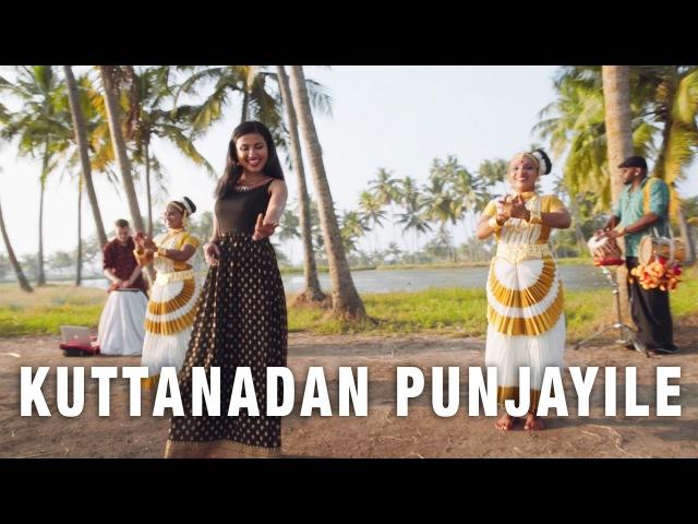 Kuttanadan Punjayile Kerala Boat Song Vidya Vox English Remix