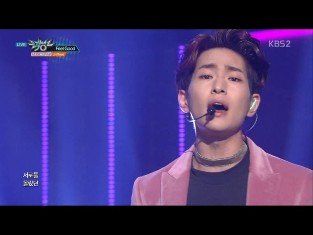 SHINee 샤이니 Comeback Stage 'Feel Good' KBS MUSIC BANK 2016.10.07