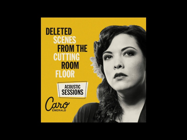 Caro Emerald The Lipstick On His Collar Acoustic Version