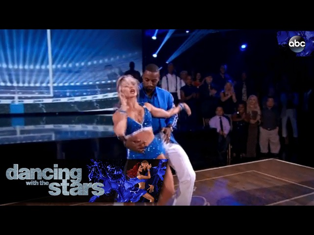Танцы с неграми Calvin Lindsay s Cha Cha
