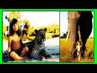 Удивительная история жизни Типпи Дегре. До 10-летнего Возраста Типпи Росла с Дикими Животными