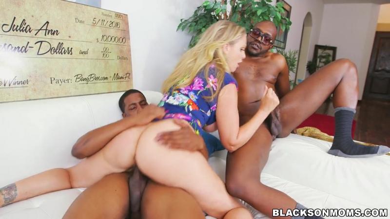 Julia Ann Blacks On Moms, HD 720, sex, big ass, tits, anal, анал, порно, секс, porno, young,
