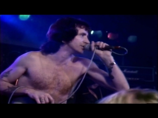 Ac/dc - whole lotta rosie (live from bbc show rock goes to college 1978)