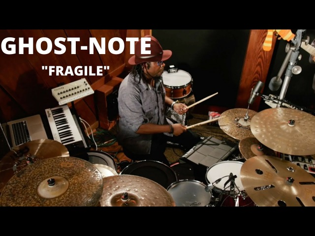 Meinl Cymbals Ghost-Note Drum Video Fragile
