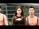 Pia Wurtzbach's Scenes On Asia's Next Top Model 5 (Episode 1)