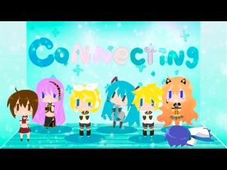 【VOCALOID STUDIO】【보컬로이드 마우스】【7P Vocaloid】【7P ボーカロイド】 - Connecting 【 + See U 】