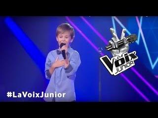 La Voix Junior | Marc-Antoine Brunelle | Auditions à l'aveugle