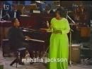 Mahalia Jackson 1967 Berlin - Come On Children Let s Sing encores