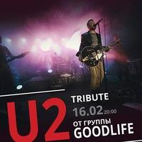 16.02 / U2 Tribute by Goodlife /Docker's ABC