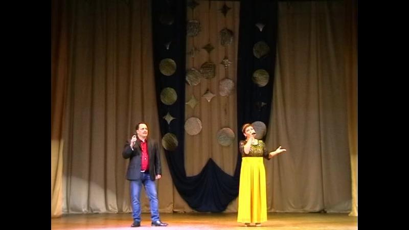 Лейла Рязанкина и Михаил Фёдоров -А ты меня люби,люби,люби .