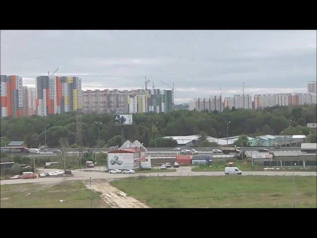 ЖК Восточное Бутово деревня Боброво Осень 2016