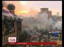 Хронологія нічного протистояння, що відбулось на Майдані