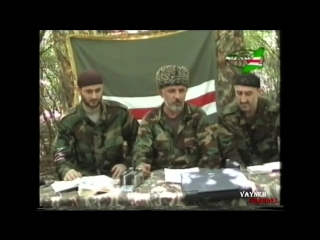 42. Аслан Масхадов про Кадырова Ахмада