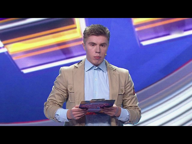 Comedy Баттл Последний сезон Ваня 1 тур 08 05 2015