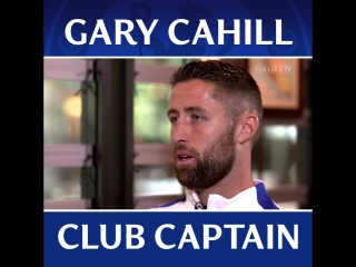 Here's what our new club captain had to say on his appointment. more online with chelsea tv...