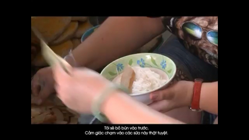 Living Vietnam in a day Street Food in Nha Trang