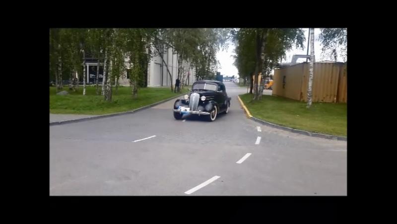 Автостарьё