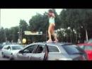 Booty Bounce McDonald's Drive thru Рома Жёлудь в макди часть 2