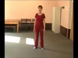 Лечебная гимнастика при шейном остеохондрозе. Полный комплекс упражнений