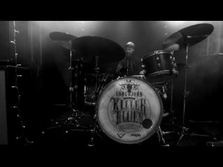Long John and The Killer Blues Collective. 'Devil's Train' Official Music Video