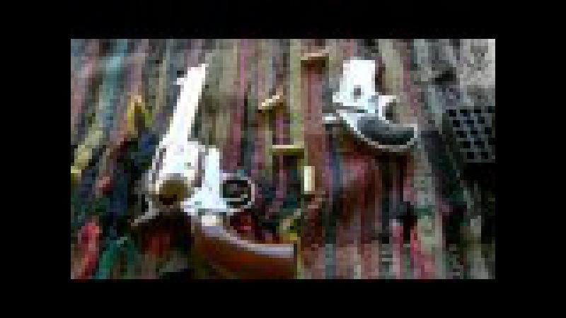 Карманный пистолет Дерринджер ч 3 Сравнительный отстрел