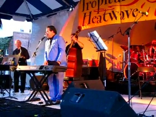 Mitch woods and his rocket 88s, boogie woogie barbecue