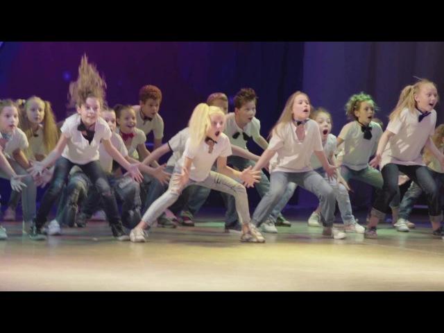 Отчетный концерт.Центр танца Dance People май 2016