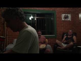 João, Pandeiro. Estêvão, Piano. Henrique, Afoxé. David, Cuias. Coisa Feita - João Bosco. 23out16. 01