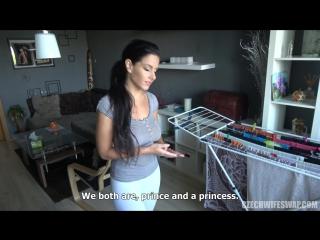 CzechWifeSwap/CzechAV Czech Wife Swap 5 - Part 4 All Sex,New Porn 2017