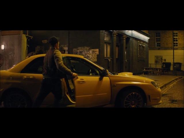 Kingsman: The Secret Service - Grand Theft Auto scene