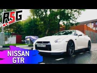 Nissan GTR - 725 л.с. под капотом