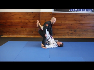 Jason scully - keeping your posture when standing up in closed guard