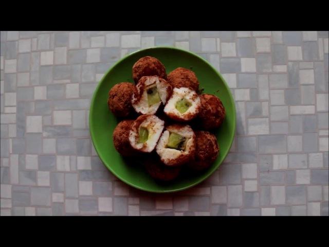Десерт на основе манки за 10 минут фитнес переделка irmikli pamuk prenses